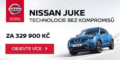 Nissan Juke 2018 v akci