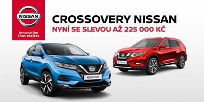 crossovery nissan